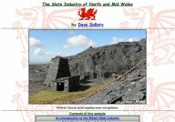 The Slate Industry of Wales