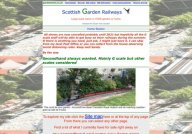 Scottish Garden Railways - Large Scale Model Trains In YOUR Garden Or Home