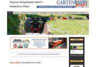 Gartenbahn Profi Magazine