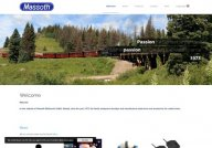 Massoth Elektronik GmbH – Passion für Gartenbahnen – With a passion for Garden Railroading