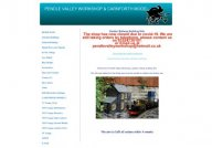 Pendle Valley Workshop / Carnforth models