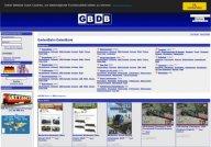 GBDB - Garten Bahn Data Base