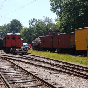 Rolling Stock & Trolleys
