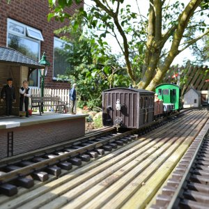 Caradon Light Railway Mk1: September 2012