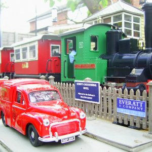 Caradon Light Railway Mk 1